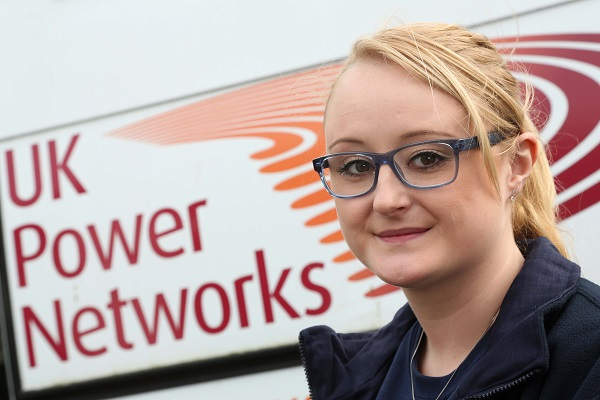 UKPN apprentice passed through epa