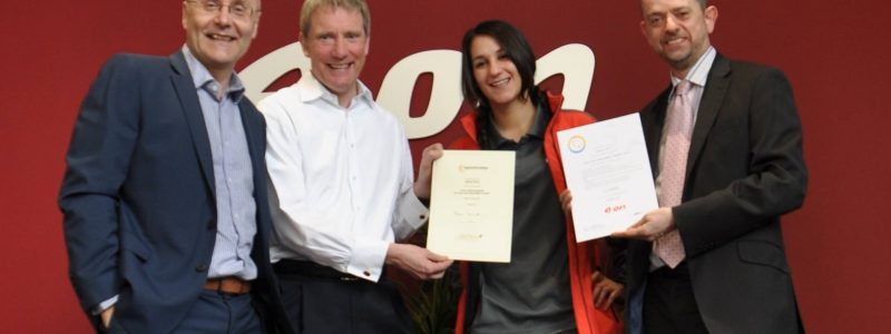 Zoe Finch - Certificates - Eon
